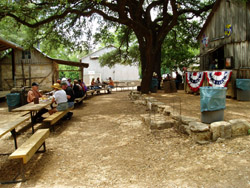 Everybody is somebody in Luckenbach